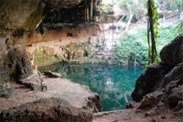 Cenotes Route in the Riviera Maya
