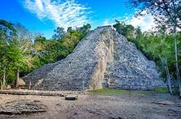 Coba Ruins in Quintana Roo