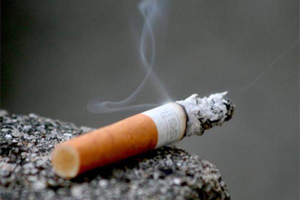 Cigarrette Burning